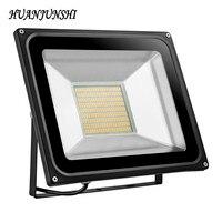 2PCS 100W 220V Led Flood Light Outdoor Lights 7000LM SMD5730 189LED Floodlights For Street Square Spotlight