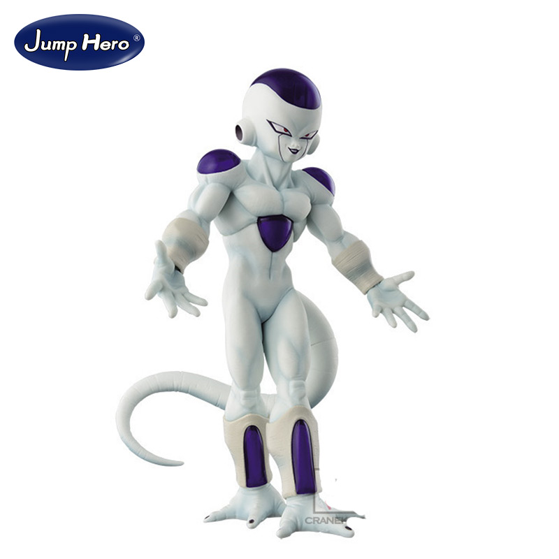 Dragon Ball Z Freeza Freezer Ultimate Form Anime Cartoon Combat Edition 19cm PVC Action Figure Collectible Toys #EA z ultra google edition