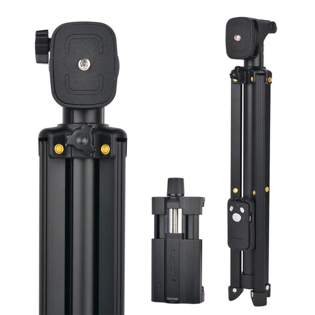 3 en 1 Yunteng 1688 Bluetooth obturateur à distance poignée Portable Selfie bâton Mini Table trépied pour IOS Android Iphone Samsung Gopro