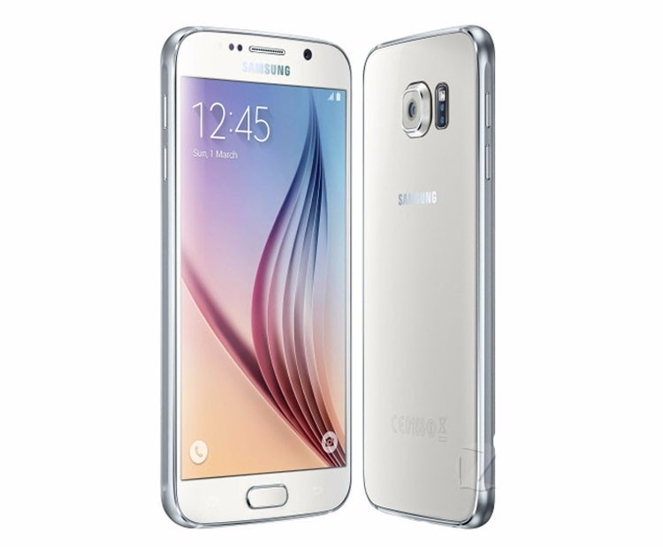 Original Samsung Galaxy S6 With 16.0MP And 3GB RAM Android Unlocked Cellphone 8