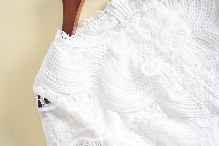 O Robes Longueur Solide Ligne Robe À Agité 2018 Couleur cou D'été Nouvelle Courtes Crochet bourgogne Blanc blanc Une Manches Femmes Genou Arrivée Pourpre TqzHP