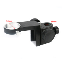 50mm Diameter Adjustable Stereo Microscope Stand Holder Articulating A