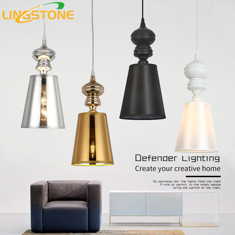 Vintage Pendant Lights For Restaurant Dining Living Room Loft Hanglamp Industrial Hanging Ceiling Lamp Art Deco Light Fixture a1 master bedroom living room lamp crystal pendant lights dining room lamp european style dual use fashion pendant lamps