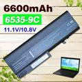 6600 mah bateria do portátil para hp 6535b 6450b 6540b 458640-542 482962-001 484786-001 532497-421 583256-001 hstnn-at908aa lb0e