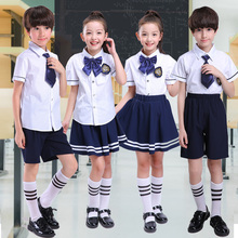 Childrens Uniforms  New Boys and Girls Costumes Performance Suits