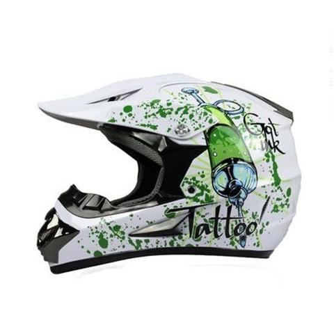 WLT Off Road Racing Motorcycle Helmet Men ATV Dirt Bike Motorbike Motocross Helmets Moto Motor MTB DH Downhill Helmet Karachi