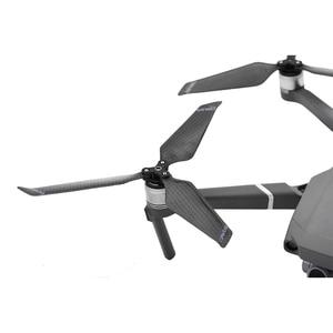 Image 4 - 8PCS 8743Fใบพัดคาร์บอนไฟเบอร์สำหรับDJI Mavic 2 Pro Zoom Drone 3ใบมีดใบมีดพับPropsสำหรับMavic 2เปลี่ยนPropชิ้นส่วน