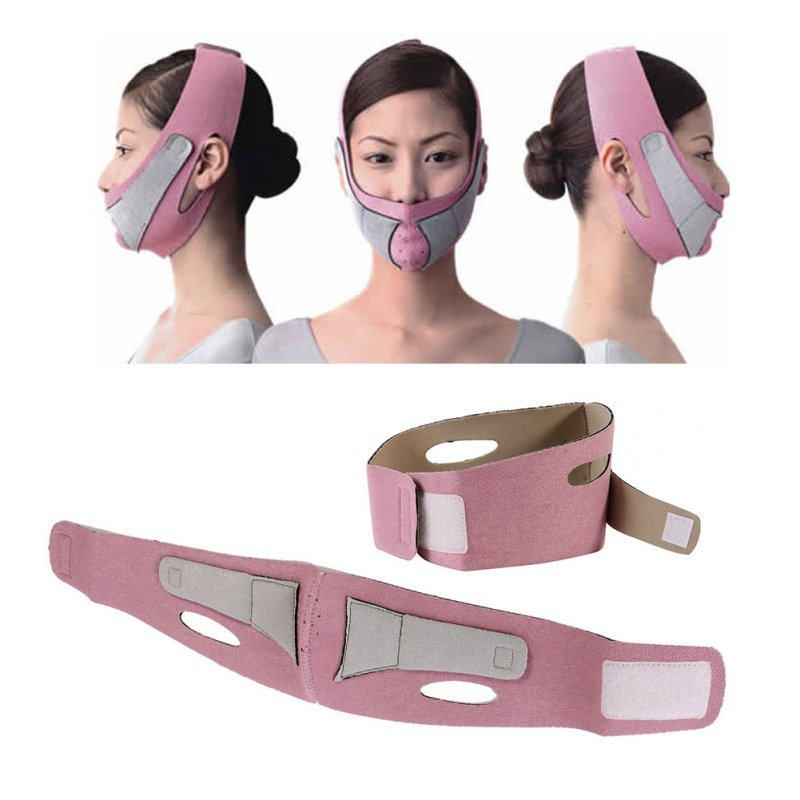 цена на Health Care Thin Face Mask Slimming Facial Thin Masseter Double Chin Skin Care Thin Face Bandage Belt
