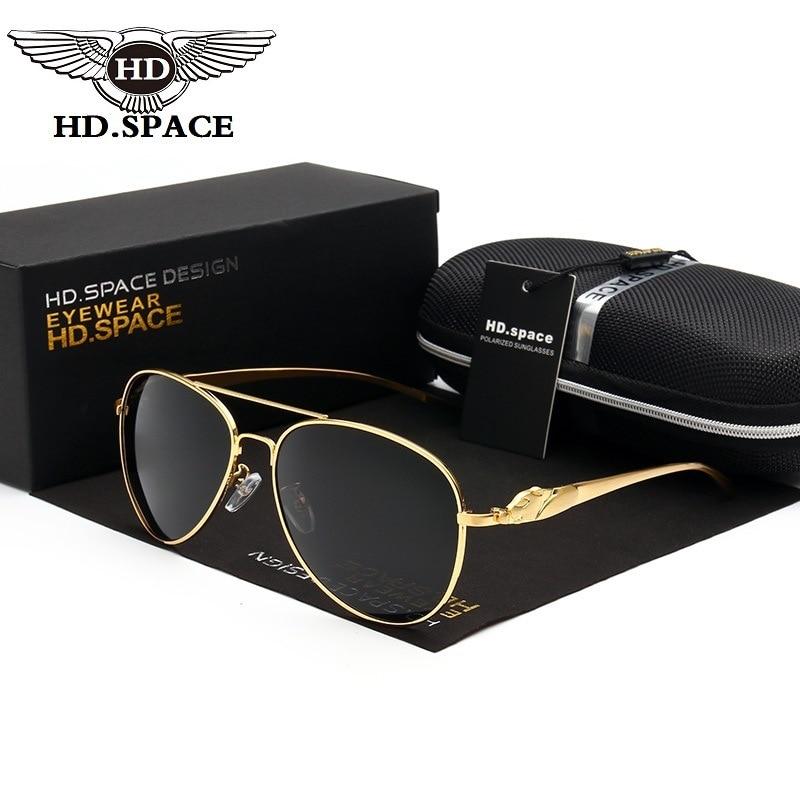 HD Fashion Polarized Sunglasses Luxury Design Leopard Head Eyewear Man Woman Driving Glasses Hipster Oculos De Sol Gafas LD003