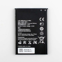Original HB476387RBC Rechargeable Li-ion phone battery For Huawei Honor 3X G750 B199 3000mAh аккумулятор для телефона craftmann hb476387rbc для huawei honor 3x ascend g750 glory 4 honor 3x pro b199