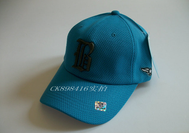 Canoe sun-shading gauze breathable sports casual baseball cap b letter metal logo of the