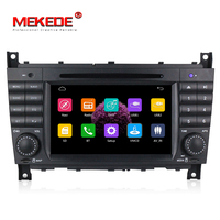 MEKEDE 7inch 2din Car gps player for Benz/W203/W209/W169/W219/A Class/A160/C Class/C180/C200/CLK200/CLK350 Radio