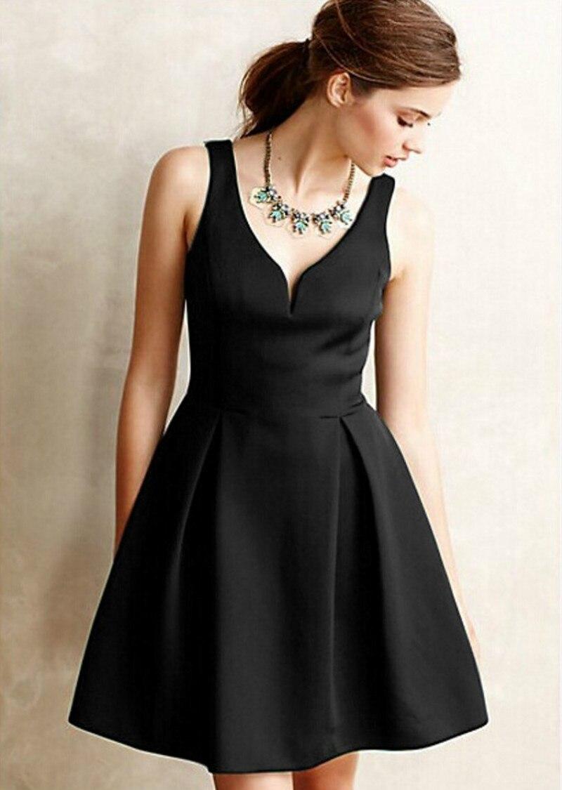 Vestidos negro