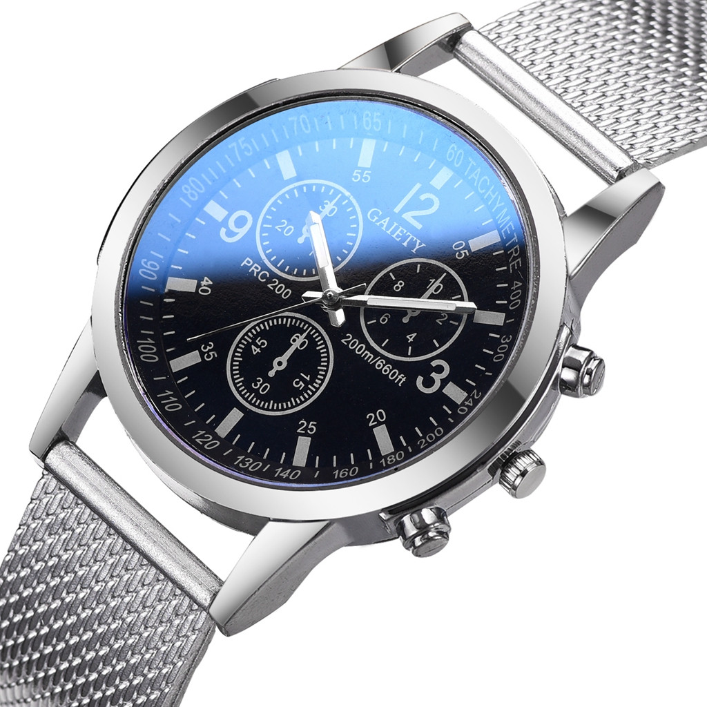 Luxury Mens Watches Analog Quartz Silicone Strap Big Dial Wrist WatchLuxury Mens Watches Analog Quartz Silicone Strap Big Dial Wrist Watch