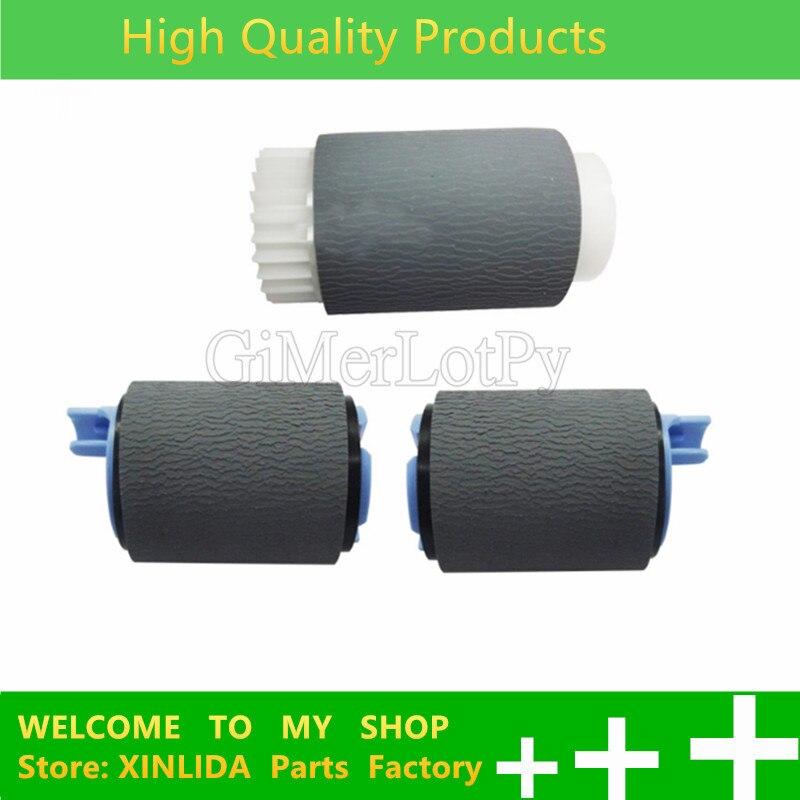 10 Pickup Roller Tray 2 3 for HP LaserJet 4250 4200 4350 4300 4345 RM1-0036