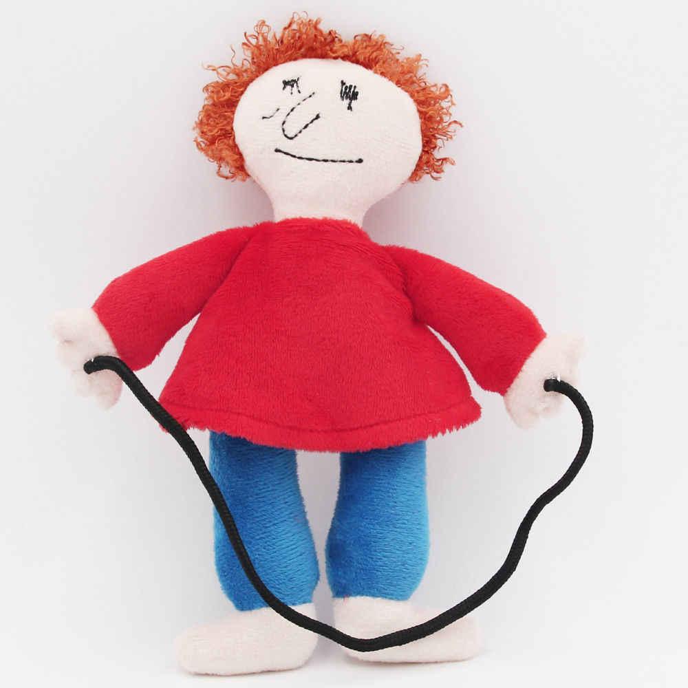 Baldi's Basics eğitim ve öğrenme çalma süresi peluş bebek Baldi yumuşak doldurulmuş oyuncak çocuk hediye 25cm