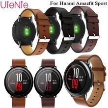 Classic Leather Strap For Samsung Gear S3 Band Frontier Huami Sport wristband Galaxy 46mm smart Bracelet