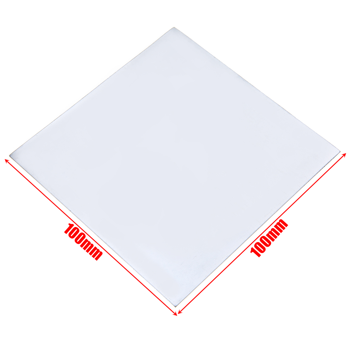 High Purity 99.9/% Pure Zinc Zn Sheet Plate Metal Foil 200mm x 100mm x 0.5mm