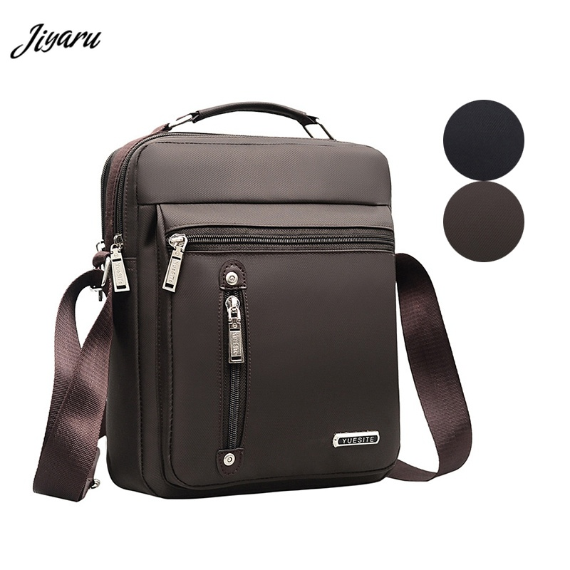 1piece Boys Casual Durable Handbags Nylon Men