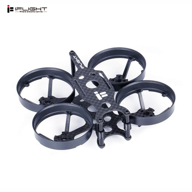 iFlight TurboBee 80mm Wheelbase FPV Racing Frame Kit for RC Drone FPV Racing Quadcopter Spare Parts Accessories