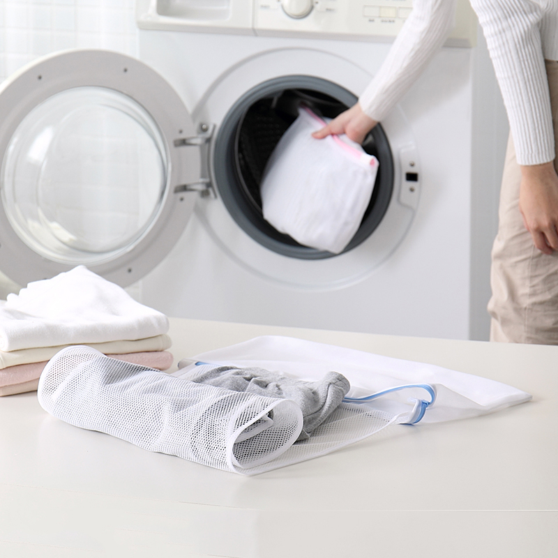 Washing pants for cleaning bag net bag anti-wrinkle anti-wrap washing machine wash pants Washing machine supplies product 65544
