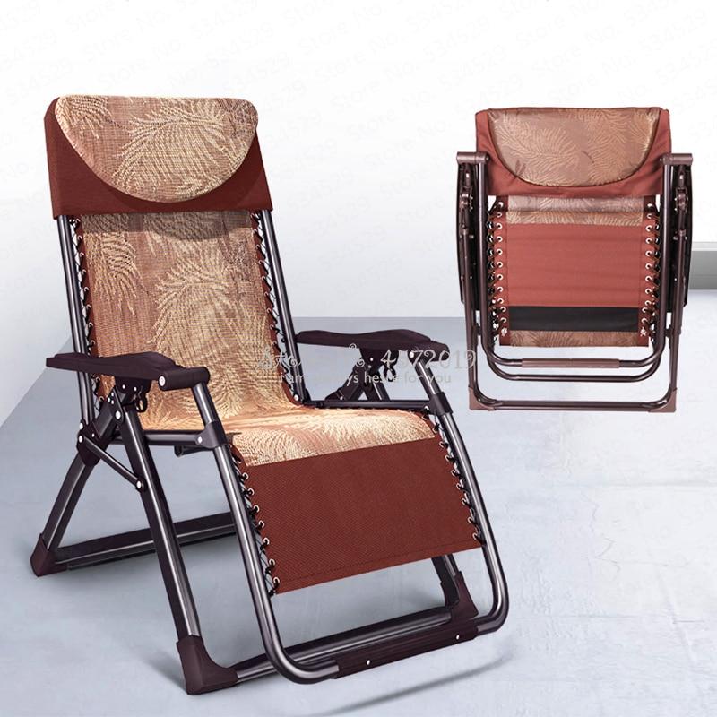 6e41b20951 Lounge Chair Portable Folding Zero Gravity Chair Outdoor Picnic ...