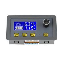 Ajustável DC DC 5a step down fonte de alimentação buck módulo 6 v 32 v para 0 32 v display lcd