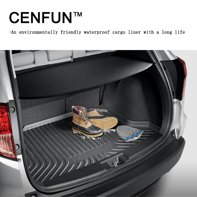 All Weather Cargo Liner Trunk Mat Trunk Tray For ACURA CDX