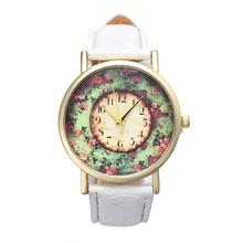 relogio masculino erkek kol saati reloj mujer Quartz Dial Wrist Watch 2016 New Design sep26 Important