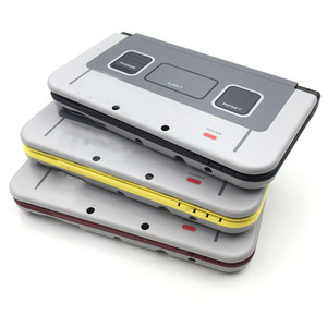 Image 5 - Maatwerk Behuizing Shell Case Cover Vervanging voor Nintendo Nieuwe 3DS XL