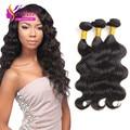 Peruvian Virgin Hair 4 bundles 200g/lot Peruvian Body Wave Peruvian Human Hair Weaves 7A Peruvian Virgin Hair Body Wave 1b