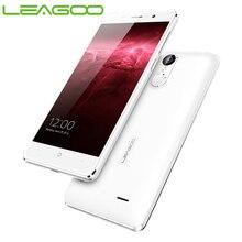 Оригинал Leagoo M5 Смартфон Android 6.0 5.0 Дюймов HD Экран 2 Г + 16 Г MTK6580 Quad Core Finggerprint Сканер BT 4.0 Мобильного Телефона
