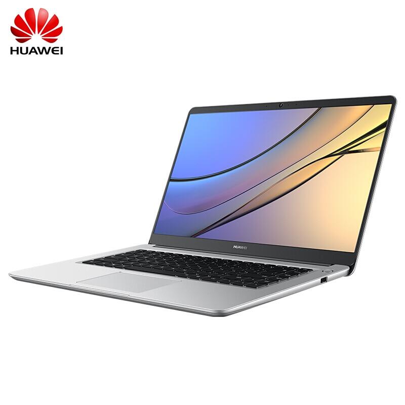 2018 новый 15,6 дюймов Huawei MateBook D 8th Intel i5-8250U ноутбук 8 ГБ DDR4 128 ГБ SSD + 1 ТБ SATA HDD Windows 10 FHD IPS компьютер PC