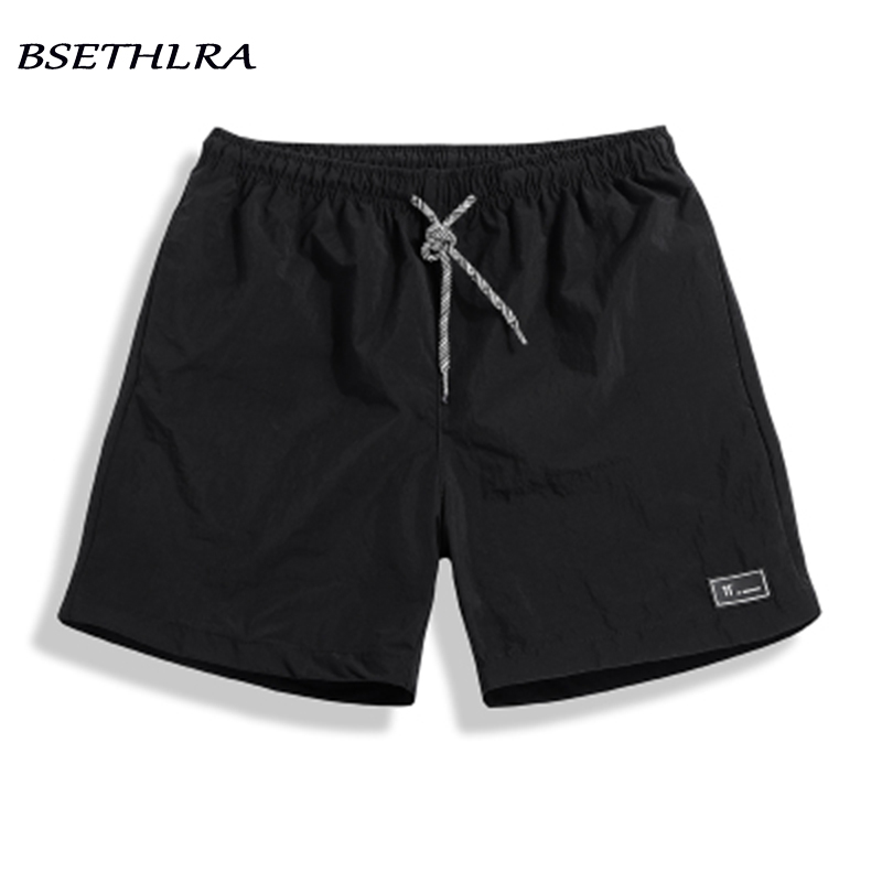 BSETHLRA 2020 New Shorts Men Hot Sale Casual Beach Shorts Homme Quality Comfortable Elastic Waist Brand Clothing Plus Size 5XL