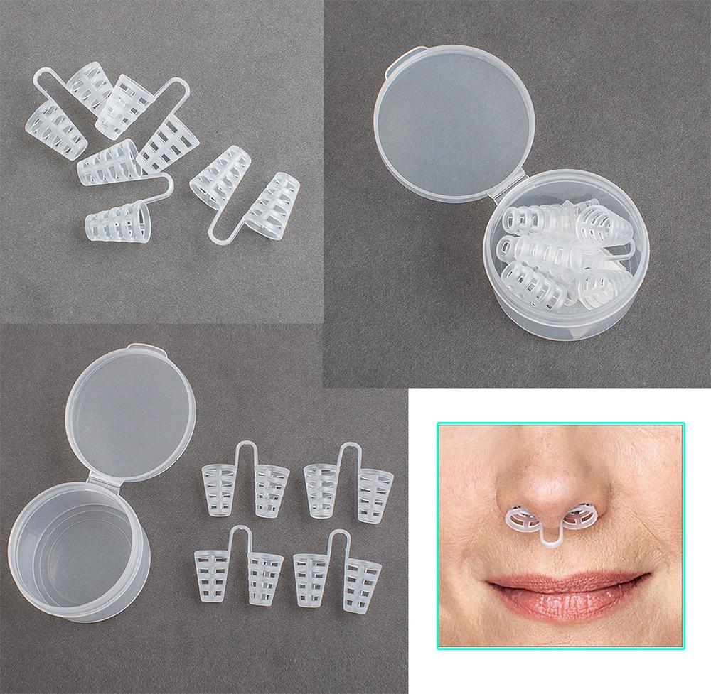 LOSS PRICE 4pcs Anti Snore Nasal Dilator Anti Snoring Sleep Aid Healthy Sleeping Aid Equipment Breathe