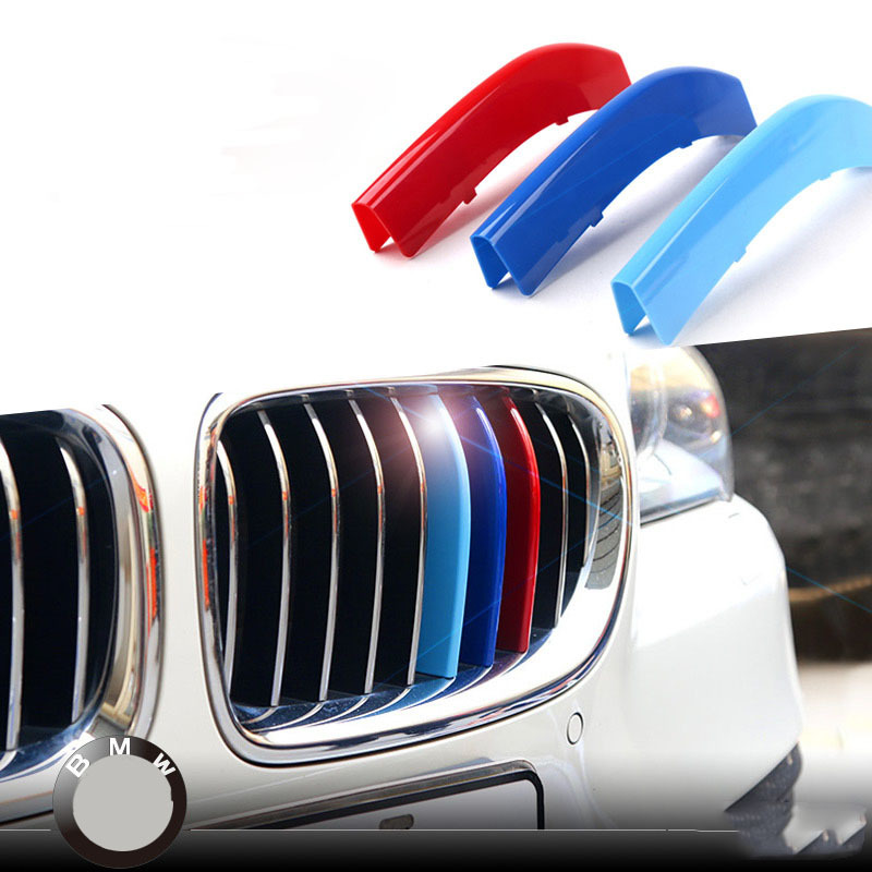 Online Get Cheap Bmw M Decal Grill Aliexpresscom Alibaba Group - Bmw grille stripe decals