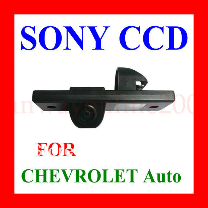 Free Shipping Wireless SONY CCD Car Rear View Reverse Backup CAMERA for CHEVROLET Epica Lova Aveo