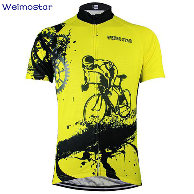 66d4ceeab New Weimostar Team Cycling Bike Bicycle Clothing Clothes Women Men Cycling  Jersey Jacket Cycling Jersey Tops Bicycle Bike Shirts