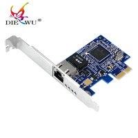 Broadcom NetXtreme BCM5751 Gigabit Desktop PCI Express Network Card 10 100 1000M PCI E Mini Card