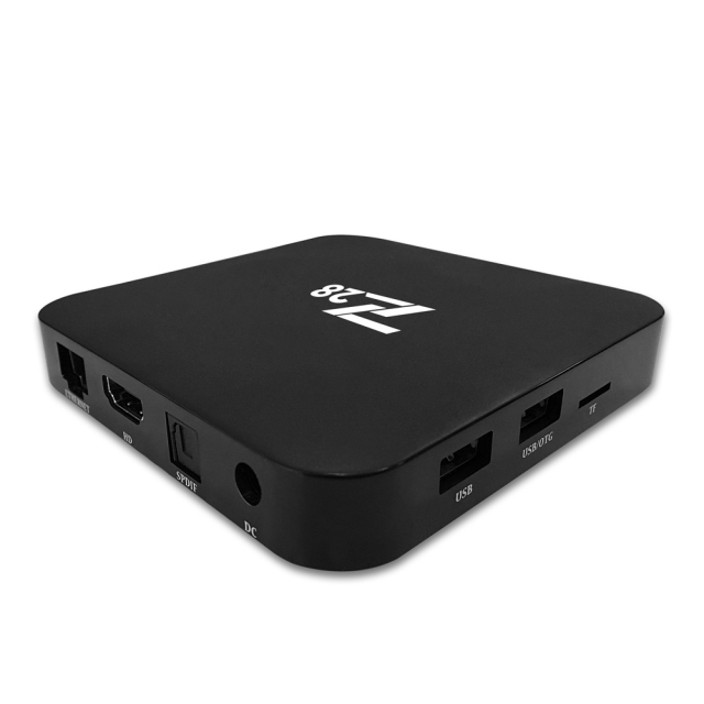 Z28 Android 7.1 TV box 1G 2G RAM 8G 16G ROM RK3328 Quad core 2.4GHz WiFi H.265 HDMI Smart Set Top Box Media Player PK X96 A95X 3