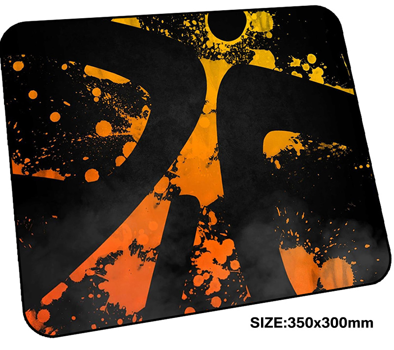 fnatic pad mouse computador gamer mause pad 350x300mm padmouse Popular mousepad ergonomic gadget best seller office desk mats