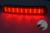 2 pçs/lote para carro 12 V 6 W traseiro lâmpada de sinal de luz para Toyota Highlander 2011 2012 2013