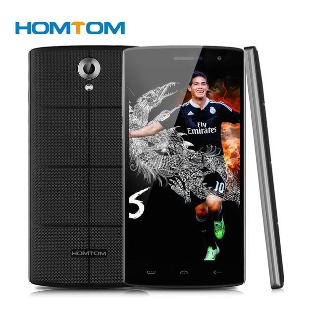 Homtom HT7 - недорогой смартфон