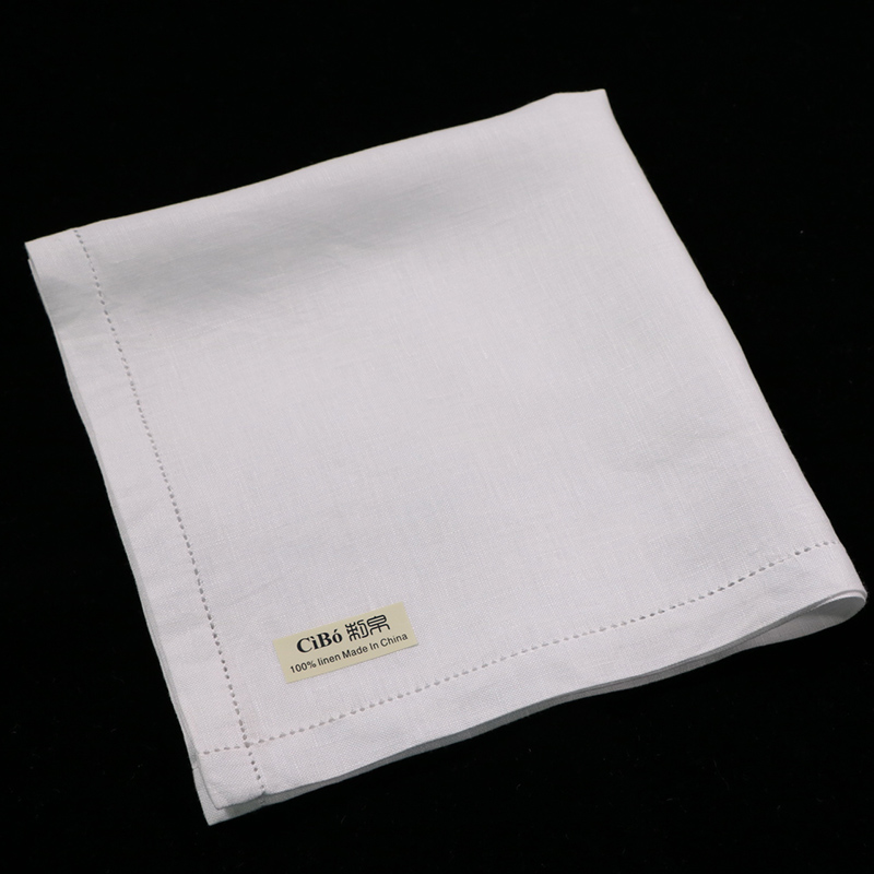 "M003: 12 pieces White Men's handkerchief Large 16""x16"" Handmade drawn work lace linen hanky wedding hankie-in Handkerchief Towels from Home & Garden    1"