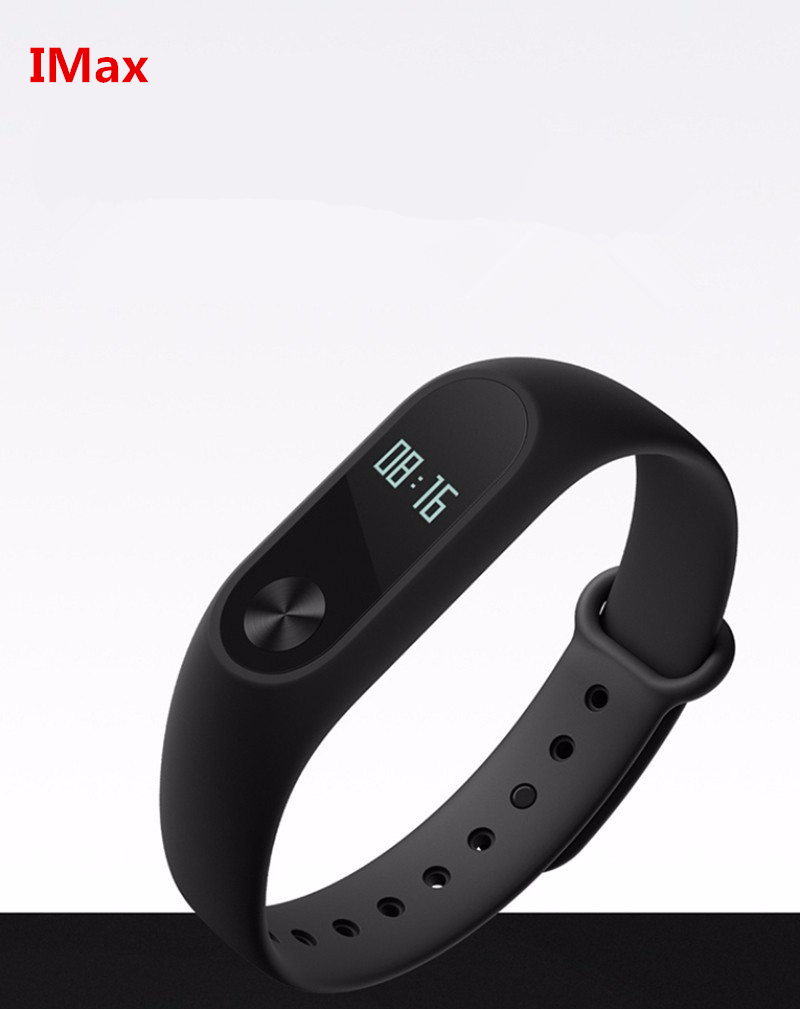Original Xiaomi Mi Band 2 Support Heart Rate Monitor Bluetooth 4 0 Built in G Sensor