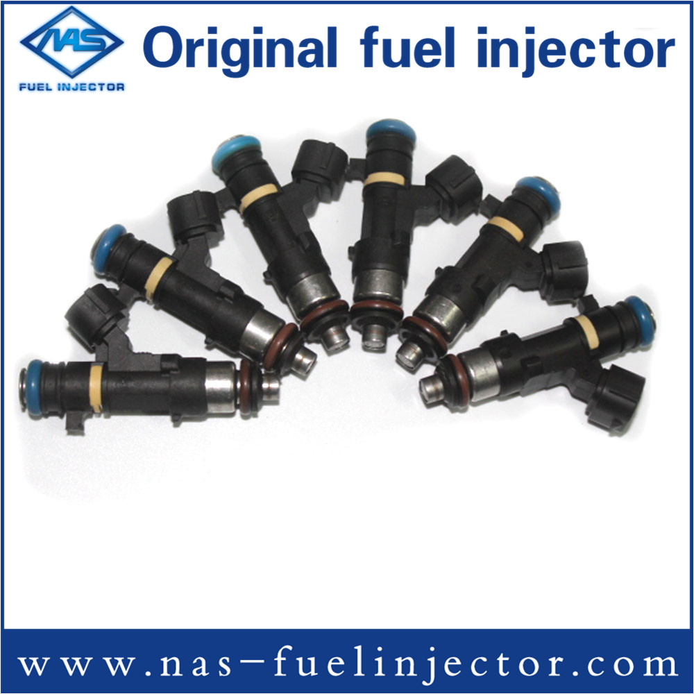 For new oem nissan fuel injector with seals fits maxima altima quest 3 5 see