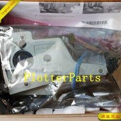 C4724-69053 C4724-60053 C4723-60231 silnik osi X zestaw montażowy dla HP designjet 2000CP 2500 3000CP 3500CP oryginalny nowy