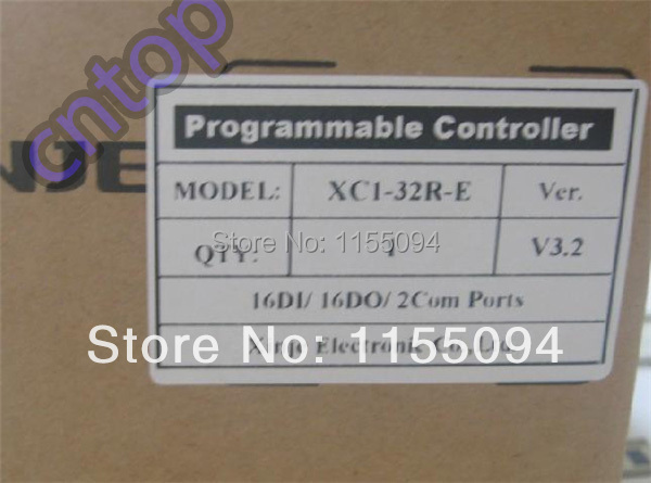 XC1-32R-E XC1 Series PLC AC220V DI 16 DO 16 Relay new in box цена