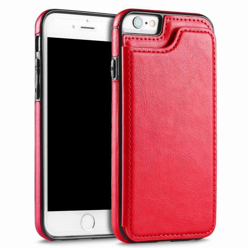 PU Leather Flip Wallet Case for iPhone 11/11 Pro/11 Pro Max 10
