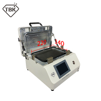 2019 Newest upgrated TBK 808M LCD Touch Screen Repair Automatic Bubble Removing Machine OCA Vacuum Laminating Machine
